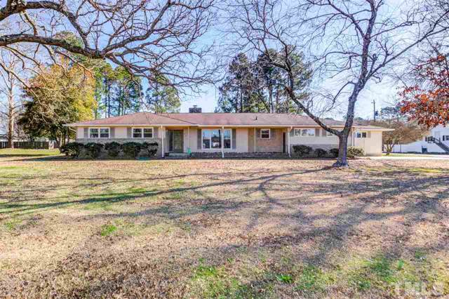 312 S Peedin Avenue, Pine Level, NC 27568 (#2296402) :: Marti Hampton Team - Re/Max One Realty