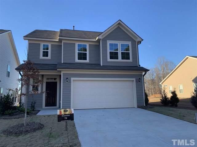 115 Wethergate Drive #59, Clayton, NC 27527 (#2296473) :: Sara Kate Homes