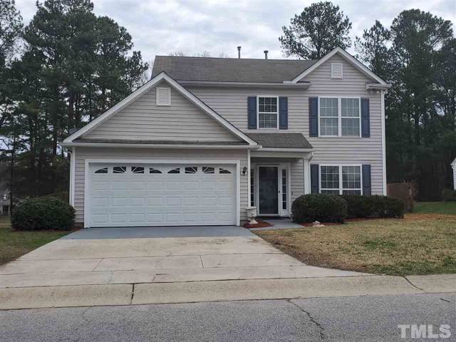 5412 Cardinal Grove Boulevard, Raleigh, NC 27616 (#2296692) :: RE/MAX Real Estate Service