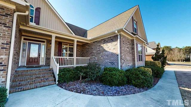 202 Ashland Drive, Goldsboro, NC 27530 (#2296746) :: Dogwood Properties