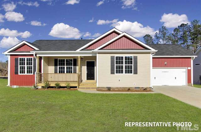 292 Buhrstone Mill Street, Zebulon, NC 27597 (#2296981) :: Foley Properties & Estates, Co.