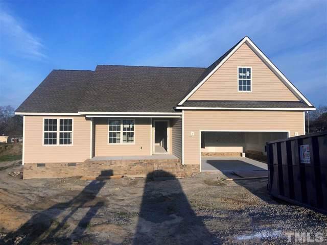 11 Wheat Drive, Angier, NC 27501 (#2297091) :: Dogwood Properties