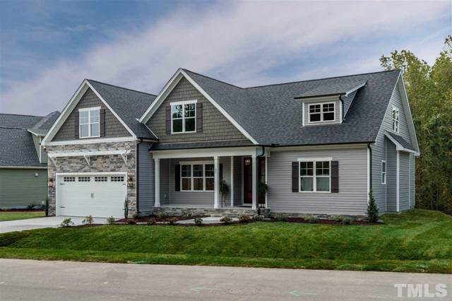 100 Walking Trail, Youngsville, NC 27596 (#2297458) :: The Jim Allen Group