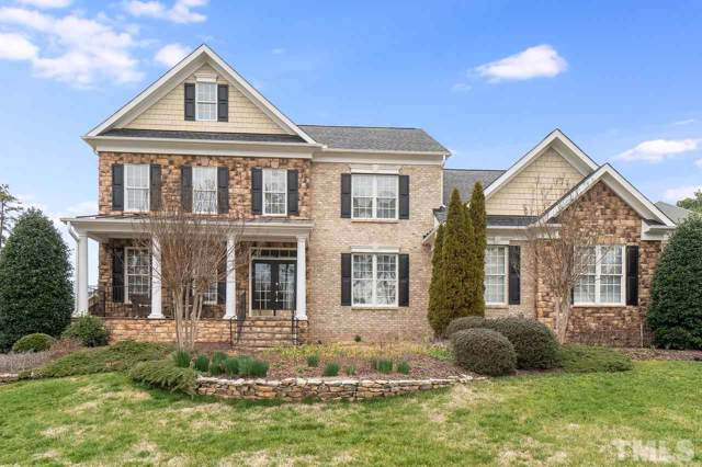 10560 Clubmont Lane, Raleigh, NC 27617 (#2297523) :: The Perry Group