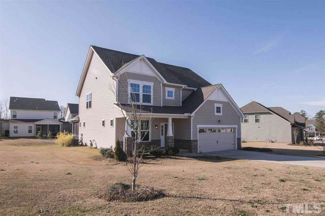 103 Japwood Place, Garner, NC 27529 (#2297812) :: Marti Hampton Team brokered by eXp Realty