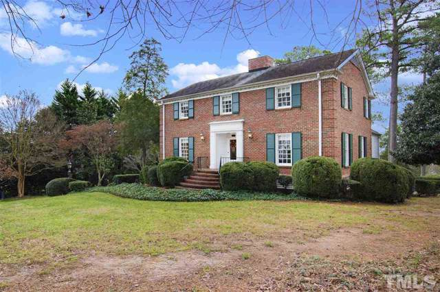 1400-1 Rock Dam Court, Raleigh, NC 27615 (#2297909) :: RE/MAX Real Estate Service