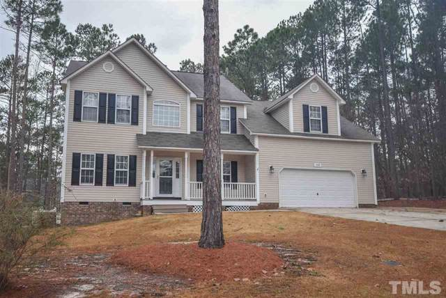 152 Lakeforest Trail, Sanford, NC 27332 (#2297911) :: Raleigh Cary Realty