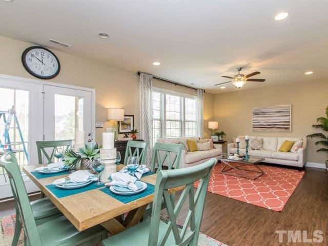 TBD Mill Bend Drive #35, Fuquay Varina, NC 27526 (#2297945) :: Raleigh Cary Realty