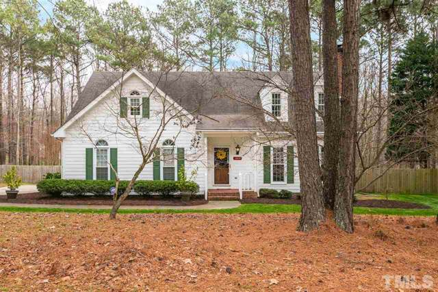 609 Young Forest Drive, Wake Forest, NC 27587 (#2297952) :: Dogwood Properties
