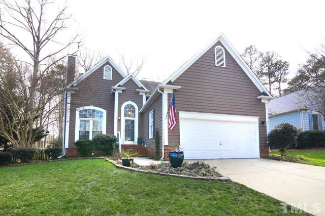 2532 Deanwood Drive, Raleigh, NC 27615 (#2298095) :: The Jim Allen Group