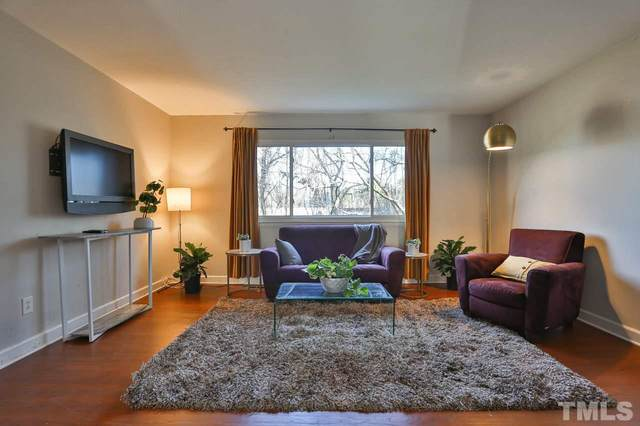 205 Sunrise Lane G, Chapel Hill, NC 27616 (#2298131) :: Masha Halpern Boutique Real Estate Group