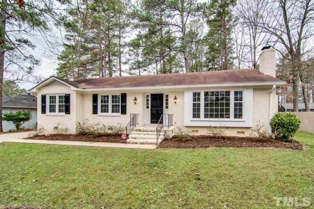 414 Colony Woods Drive, Chapel Hill, NC 27517 (MLS #2298273) :: The Oceanaire Realty