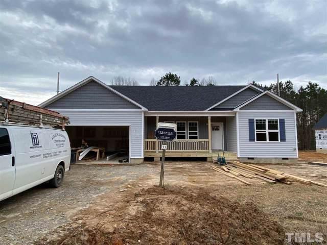 161 Rickenbacker Drive, Zebulon, NC 27597 (#2298510) :: Foley Properties & Estates, Co.