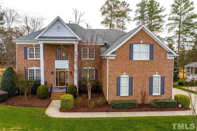 10713 Round Brook Circle, Raleigh, NC 27617 (#2298574) :: Classic Carolina Realty