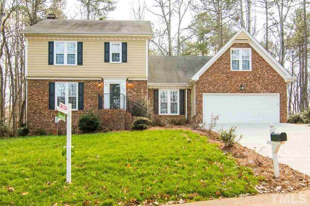 11901 Eagle Bluff Circle, Raleigh, NC 27613 (#2299162) :: Real Estate By Design
