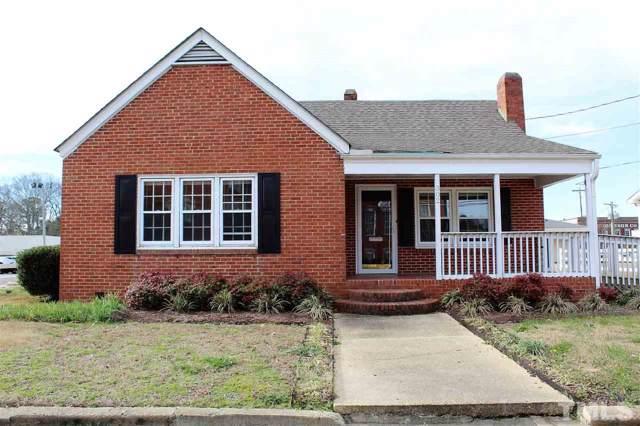 302 E Church Street, Benson, NC  (#2299665) :: M&J Realty Group