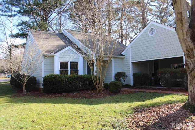 101 Center Court, Cary, NC 27511 (#2299683) :: The Results Team, LLC