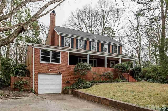 1428 Dixie Trail, Raleigh, NC 27607 (#2299699) :: Dogwood Properties