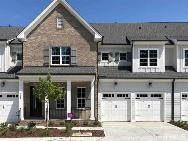 1025 Laurelwood Drive #10, Durham, NC 27705 (#2300045) :: Realty World Signature Properties