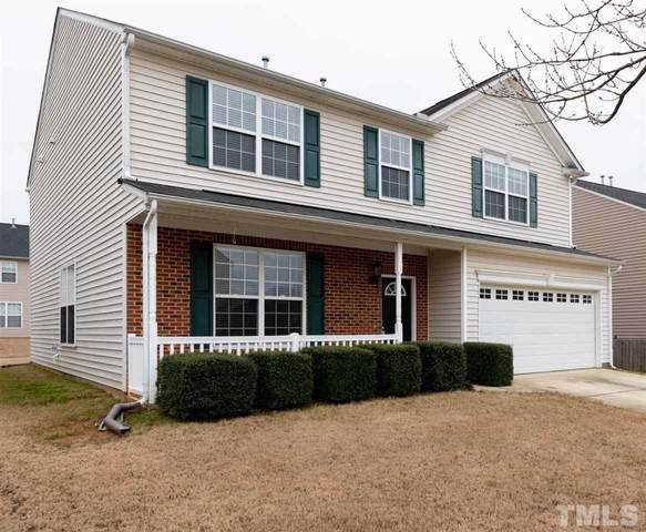172 Chandler Springs Drive, Holly Springs, NC 27540 (#2300316) :: Sara Kate Homes