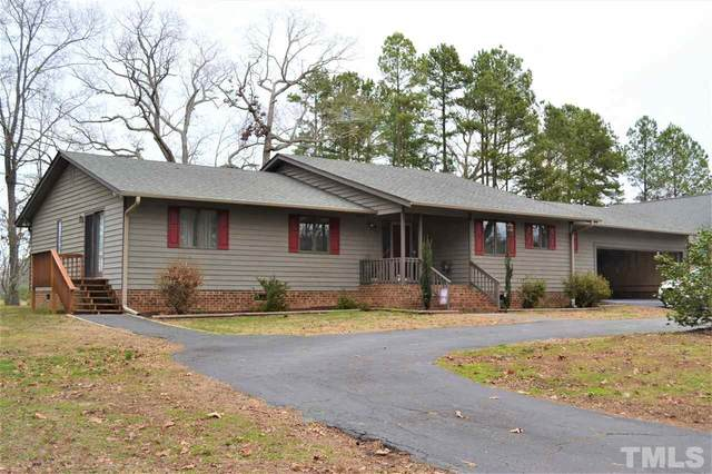 34 Franklin Lane, Henderson, NC 27537 (#2300472) :: Marti Hampton Team brokered by eXp Realty
