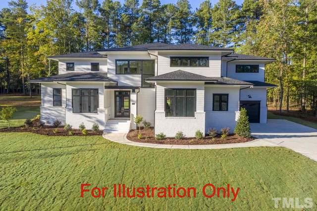 401 Vernon Terrace, Raleigh, NC 27609 (#2300603) :: Raleigh Cary Realty