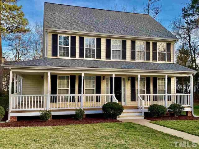 8640 Hobhouse Circle, Raleigh, NC 27615 (#2300620) :: The Jim Allen Group