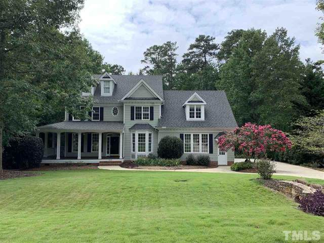 3820 Wesley Ridge Drive, Apex, NC 27539 (#2300778) :: Classic Carolina Realty