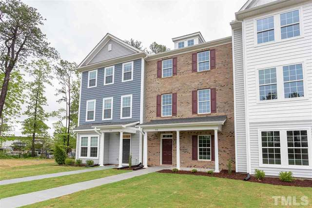 508 Church Street #29, Morrisville, NC 27560 (#2300890) :: Realty World Signature Properties
