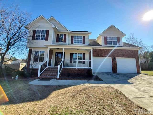 254 Cresthaven Drive, Sanford, NC 27332 (#2301004) :: Dogwood Properties