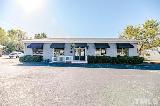 822 S Horner Boulevard, Sanford, NC 27330 (#2301461) :: The Helbert Team
