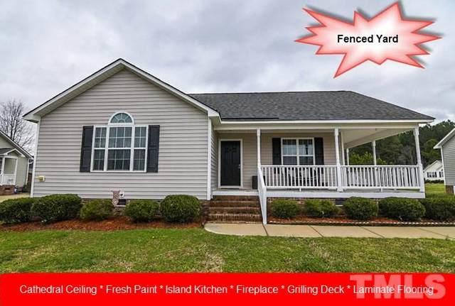 34 Andrew Boulevard, Selma, NC 27576 (#2301999) :: Real Estate By Design