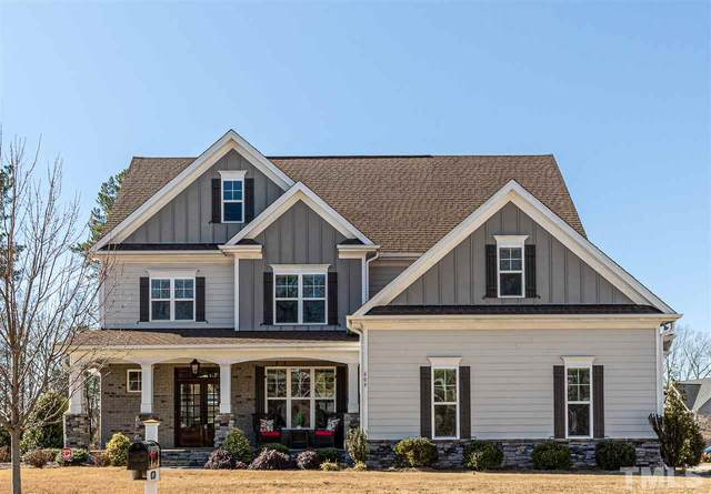 609 Hollymont Drive, Holly Springs, NC 27540 (#2302055) :: Triangle Top Choice Realty, LLC