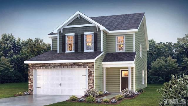 4222 Belmont Villas Way, Rocky Mount, NC 27804 (#2302328) :: Dogwood Properties