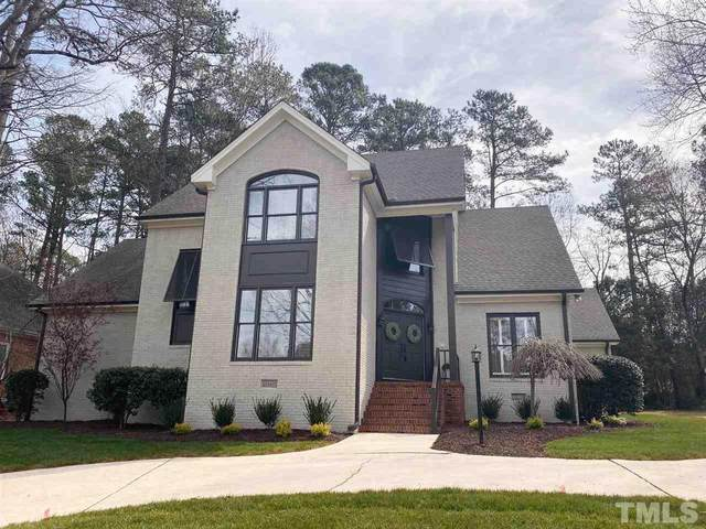 7504 Wingfoot Drive, Raleigh, NC 27615 (#2302557) :: M&J Realty Group
