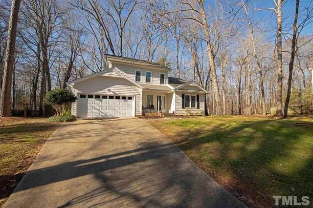 5957 Dunbarton Way, Raleigh, NC 27613 (#2302734) :: Real Estate By Design