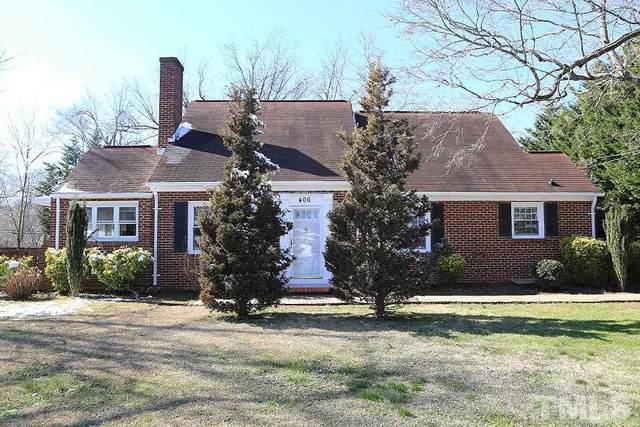 406 Roxboro Street, Haw River, NC 27258 (#2303344) :: Raleigh Cary Realty