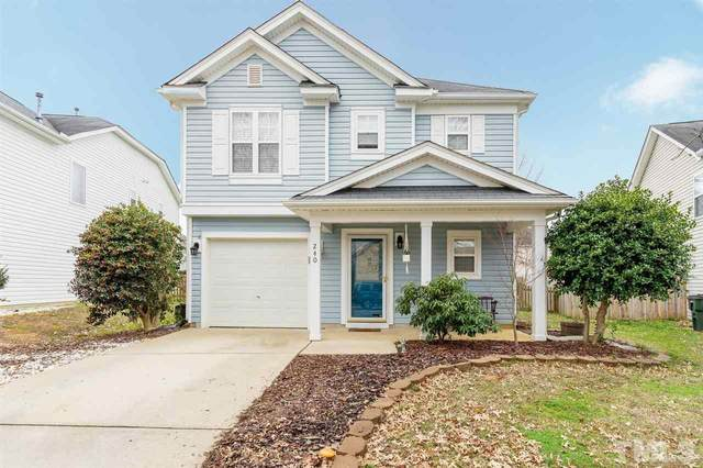 240 Trayesan Drive, Holly Springs, NC 27540 (#2303372) :: Triangle Just Listed