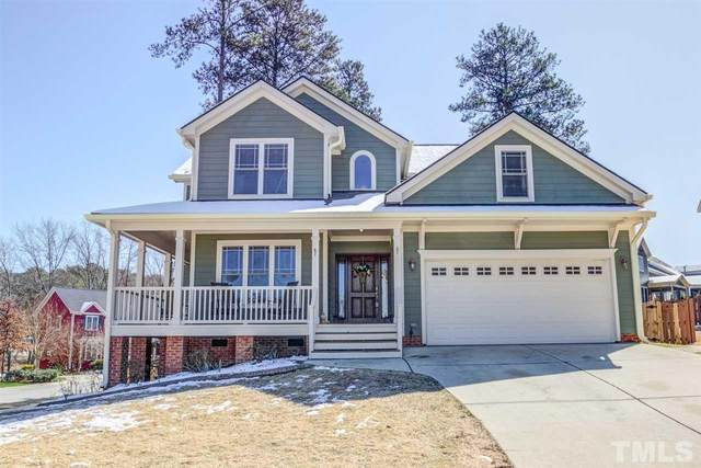 1001 Modest Way, Apex, NC 27502 (#2303524) :: Raleigh Cary Realty