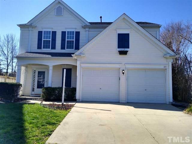 113 Button Road, Morrisville, NC 27560 (#2303612) :: Sara Kate Homes