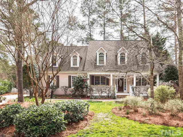 5408 Leopards Bane Court, Holly Springs, NC 27540 (#2303637) :: Real Estate By Design