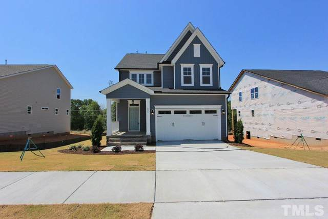 821 Park Vista Drive, Wake Forest, NC 27587 (#2304009) :: Raleigh Cary Realty