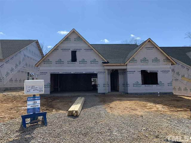 119 Sea Foam Drive #23, Raleigh, NC 27610 (#2304140) :: Triangle Top Choice Realty, LLC