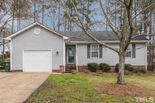 1505 Burchcrest Drive, Garner, NC 27529 (#2304154) :: Sara Kate Homes