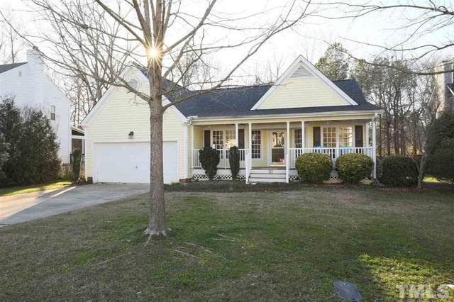 717 Guadeloupe Court, Holly Springs, NC 27540 (#2304576) :: Sara Kate Homes
