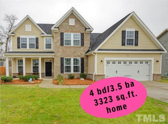 3313 Burberry Drive, Fayetteville, NC 28306 (#2304855) :: RE/MAX Real Estate Service