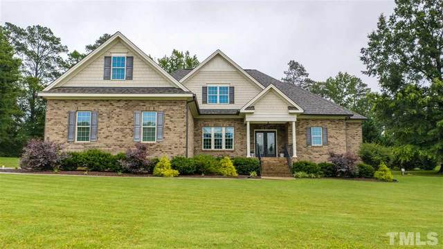 75 Grande Overlook Drive, Clayton, NC 27527 (#2304893) :: Realty World Signature Properties