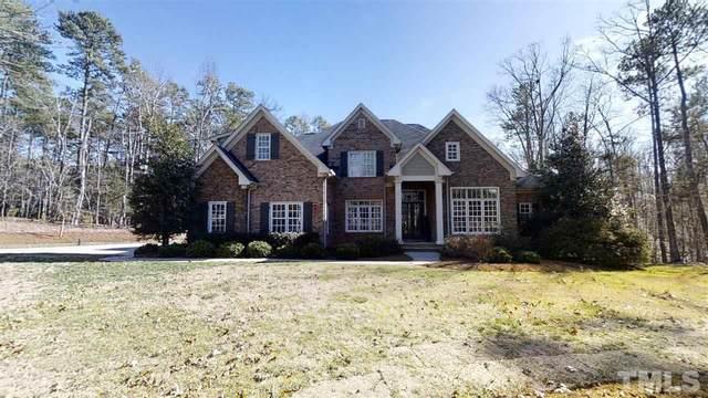 61 Ocoee Falls Drive, Chapel Hill, NC 27517 (#2305223) :: M&J Realty Group