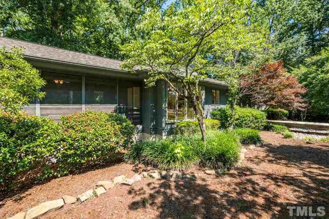 1016 Pinehurst Drive, Chapel Hill, NC 27517 (#2305784) :: Realty World Signature Properties