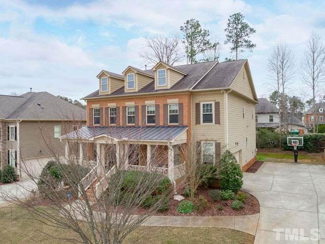 205 Placid Creek Lane, Apex, NC 27539 (#2305836) :: The Perry Group